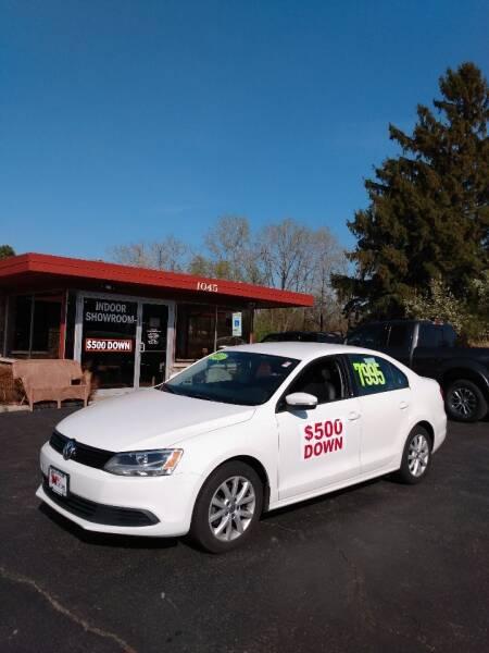 2012 Volkswagen Jetta for sale at Miro Motors INC in Woodstock IL