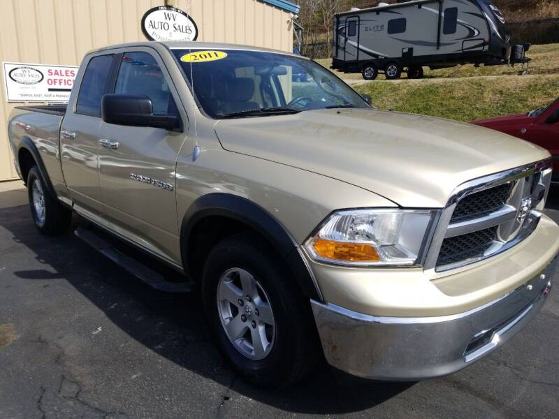 2011 RAM Ram Pickup 1500 for sale at W V Auto & Powersports Sales in Cross Lanes WV