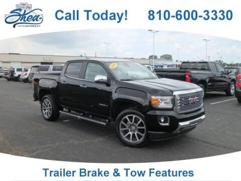 2020 GMC Canyon for sale at Erick's Used Car Factory in Flint MI