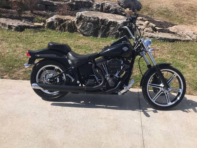 2005 Harley-Davidson FXSTBI for sale at HIGHWAY 12 MOTORSPORTS in Nashville TN
