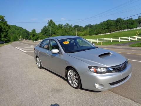 2008 Subaru Impreza for sale at Car Depot Auto Sales Inc in Seymour TN