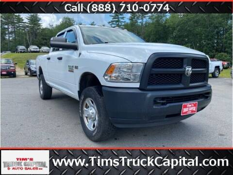 2014 RAM Ram Pickup 3500 for sale at TTC AUTO OUTLET/TIM'S TRUCK CAPITAL & AUTO SALES INC ANNEX in Epsom NH