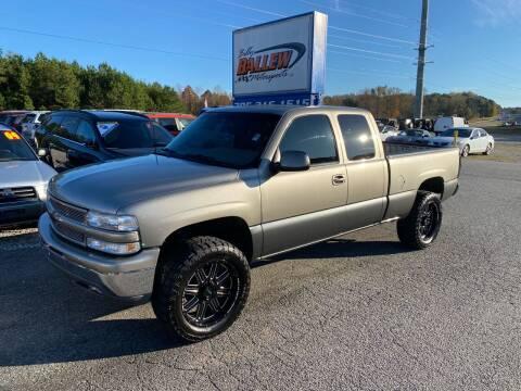 2000 Chevrolet Silverado 1500 for sale at Billy Ballew Motorsports in Dawsonville GA