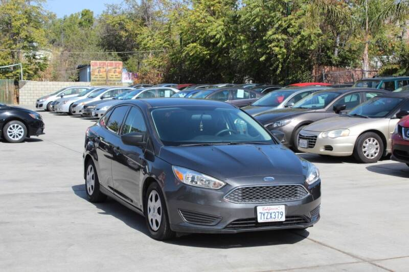 2015 Ford Focus for sale at Car 1234 inc in El Cajon CA