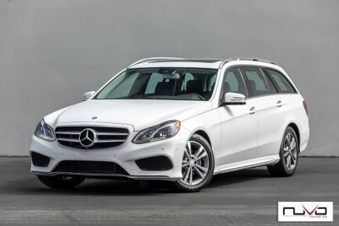 2014 Mercedes-Benz E-Class for sale at Nuvo Trade in Newport Beach CA