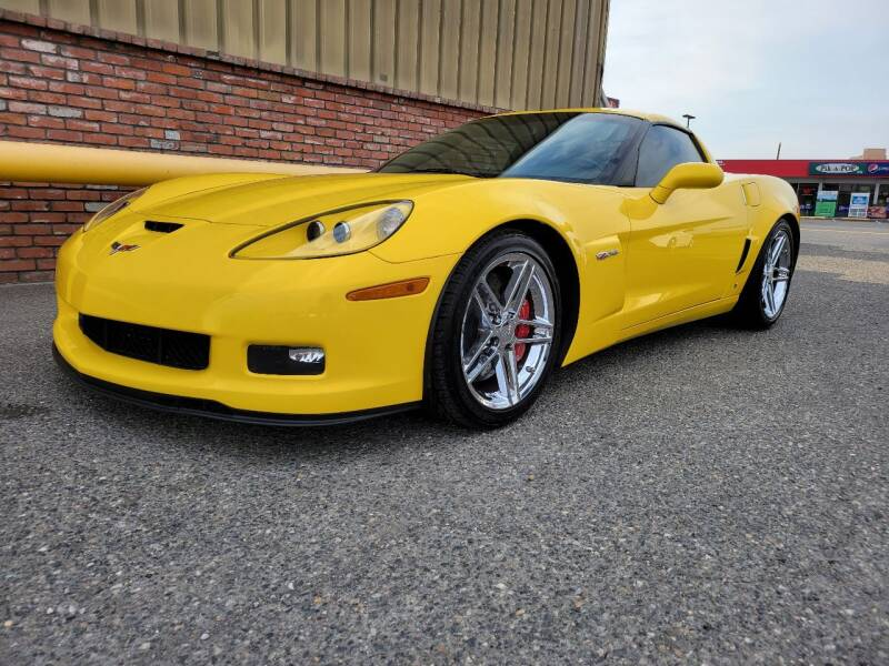 2006 Chevrolet Corvette for sale at Harding Motor Company in Kennewick WA
