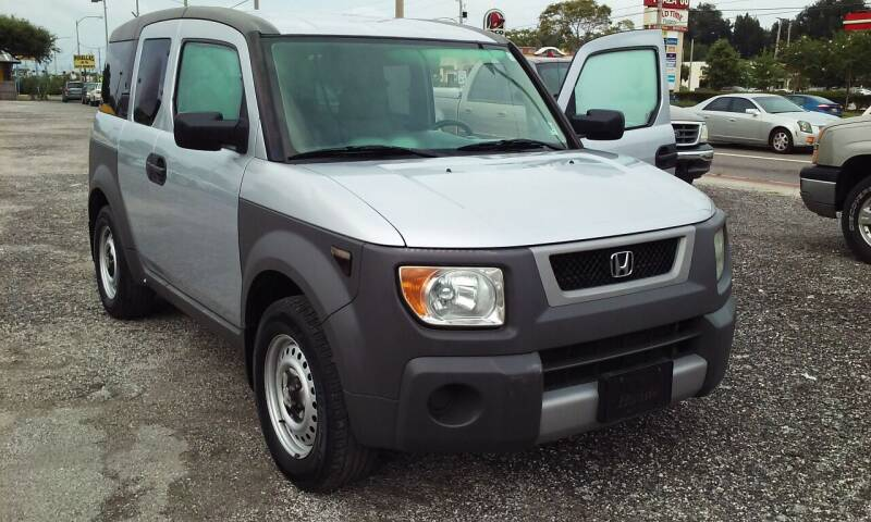 2003 Honda Element for sale at Pinellas Auto Brokers in Saint Petersburg FL