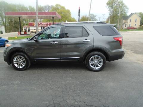 2015 Ford Explorer for sale at Nelson Auto Sales in Toulon IL