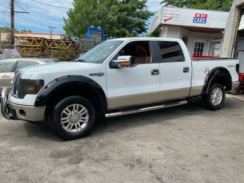 2009 Ford F-150 for sale at White River Auto Sales in New Rochelle NY