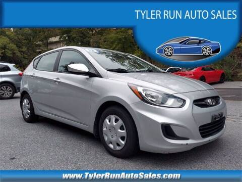 2012 Hyundai Accent for sale at Tyler Run Auto Sales in York PA