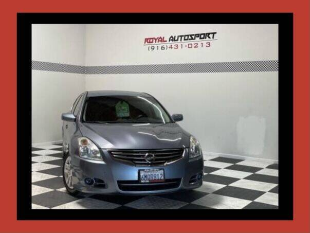 2010 Nissan Altima for sale at Royal AutoSport in Sacramento CA
