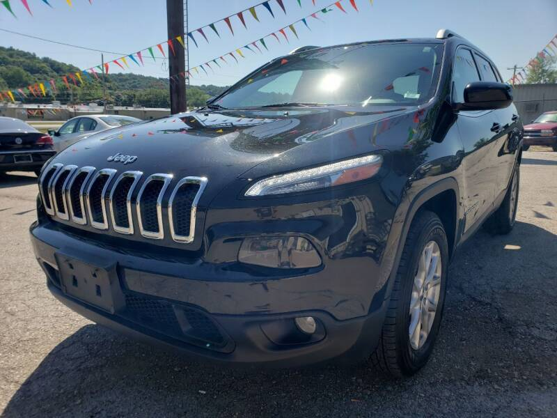 2014 Jeep Cherokee for sale at BBC Motors INC in Fenton MO