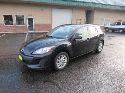 2012 Mazda MAZDA3 for sale at Triple C Auto Brokers in Washougal WA