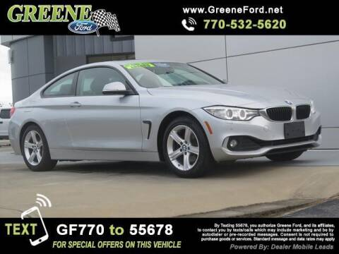 2014 BMW 4 Series for sale at Nerd Motive, Inc. - NMI in Atlanta GA