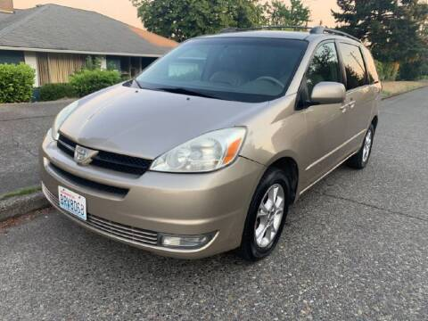 2004 Toyota Sienna for sale at Washington Auto Loan House in Seattle WA