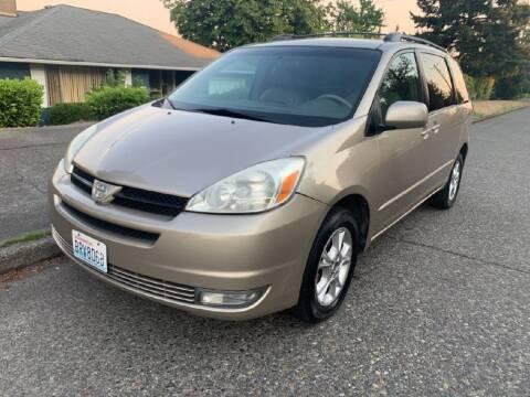 2004 Toyota Sienna for sale at Washington Auto Loan House in Seattle WA