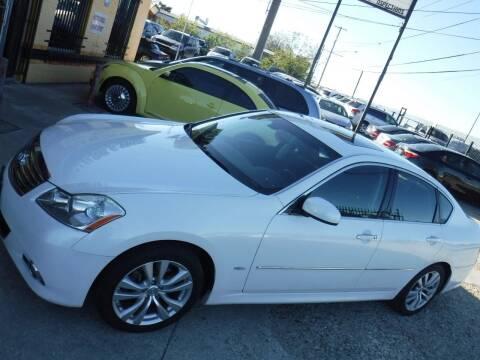 2010 Infiniti M35 for sale at N & A Metro Motors in Dallas TX