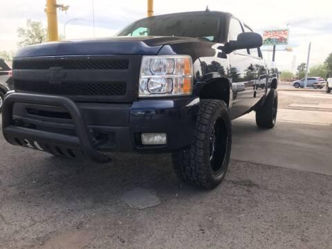 2011 Chevrolet Silverado 1500 for sale at Fiesta Motors Inc in Las Cruces NM