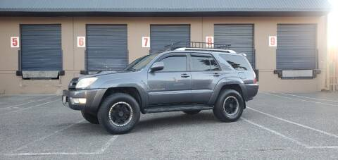 2004 Toyota 4Runner for sale at Lifestyle Motors LLC in Portland OR