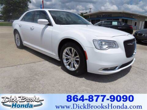 2019 Chrysler 300 for sale at DICK BROOKS PRE-OWNED in Lyman SC