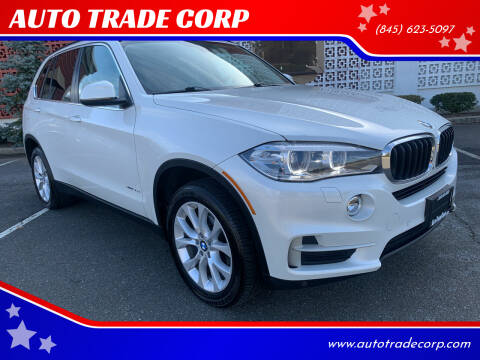 2016 BMW X5 for sale at AUTO TRADE CORP in Nanuet NY