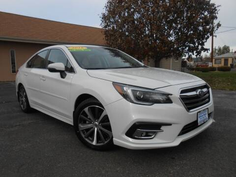 2018 Subaru Legacy for sale at McKenna Motors in Union Gap WA