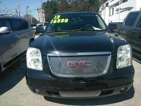2013 GMC Yukon XL for sale at AUTOPLEX 528 LLC in Huntsville AL