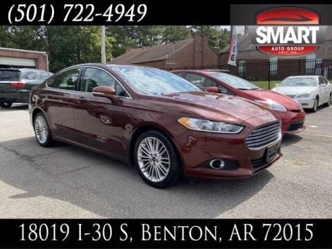 2016 Ford Fusion for sale at Smart Auto Sales of Benton in Benton AR