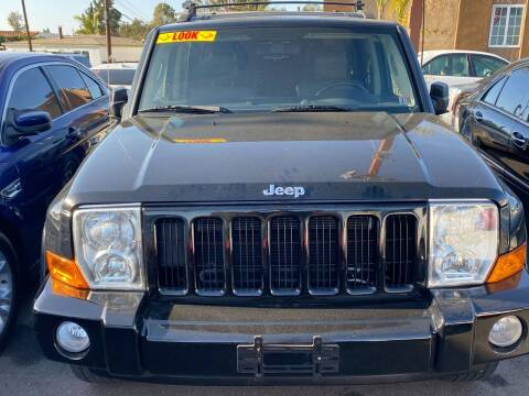 2006 Jeep Commander for sale at Paykan Auto Sales Inc in San Diego CA