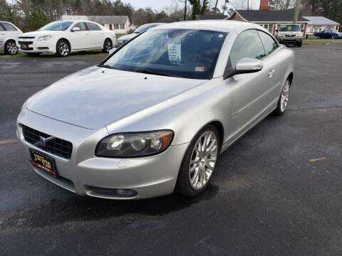2008 Volvo C70 for sale at J Wilgus Cars in Selbyville DE