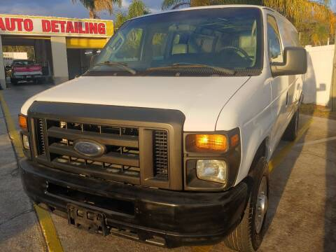 2009 Ford E-Series Cargo for sale at Autos by Tom in Largo FL