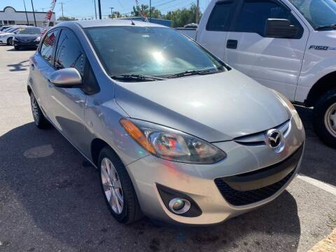 2014 Mazda MAZDA2 for sale at Auto Solutions in Warr Acres OK
