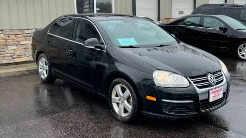 2009 Volkswagen Jetta for sale at QS Auto Sales in Sioux Falls SD