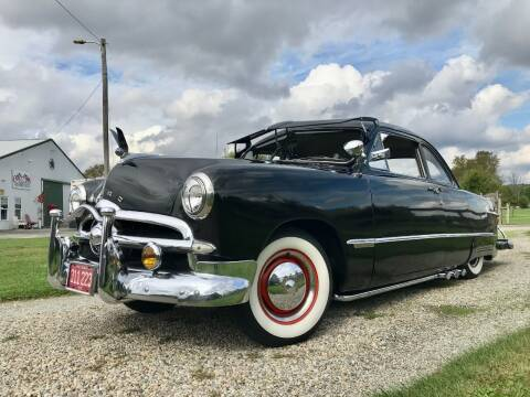 1949 Ford Crestline for sale at 500 CLASSIC AUTO SALES in Knightstown IN