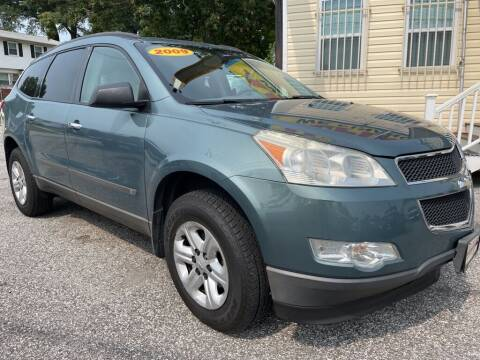 2009 Chevrolet Traverse for sale at Alpina Imports in Essex MD