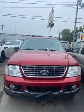 2005 Ford Explorer for sale at Budget Auto Deal and More Services Inc in Worcester MA