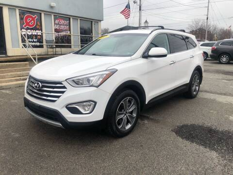 2016 Hyundai Santa Fe for sale at Bagwell Motors Springdale in Springdale AR