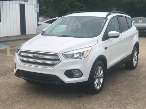 2018 Ford Escape for sale at Discount Auto Company in Houston TX