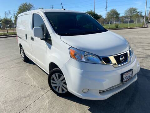 2018 Nissan NV200 for sale at Affordable Auto Solutions in Wilmington CA