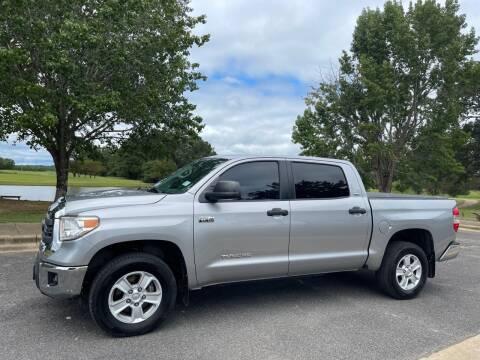 2015 Toyota Tundra for sale at LAMB MOTORS INC in Hamilton AL