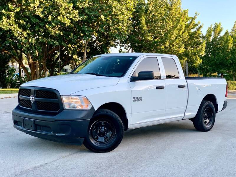 2015 RAM Ram Pickup 1500 for sale at Citywide Auto Group LLC in Pompano Beach FL