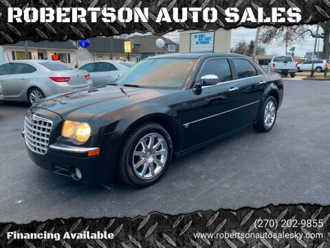 2007 Chrysler 300 for sale at ROBERTSON AUTO SALES in Bowling Green KY