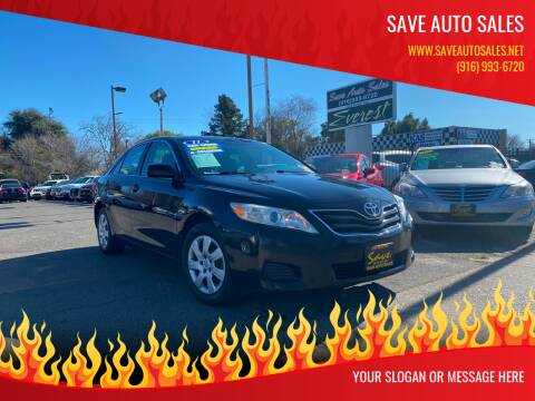 2011 Toyota Camry for sale at Save Auto Sales in Sacramento CA