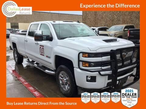 2019 Chevrolet Silverado 3500HD for sale at Dallas Auto Finance in Dallas TX