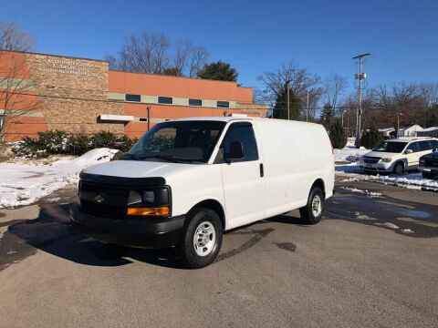 2012 Chevrolet Express Cargo for sale at DILLON LAKE MOTORS LLC in Zanesville OH