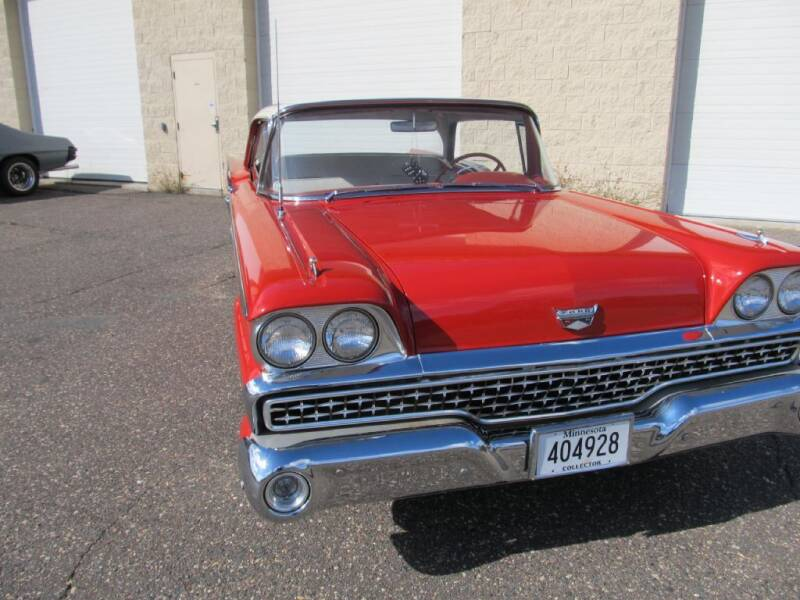 1959 Ford Fairlane 500 for sale at Route 65 Sales & Classics LLC - Classic Cars in Ham Lake MN