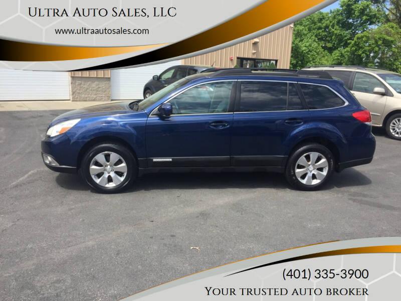 2010 Subaru Outback for sale at Ultra Auto Sales, LLC in Cumberland RI