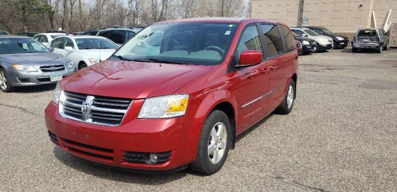 2008 Dodge Grand Caravan for sale at Fleet Automotive LLC in Maplewood MN