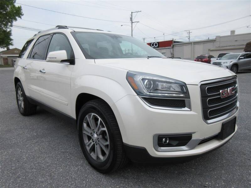 2015 GMC Acadia for sale at Cam Automotive LLC in Lancaster PA