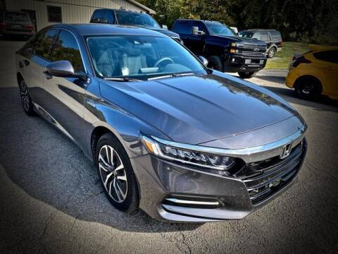 2020 Honda Accord Hybrid for sale at Carder Motors Inc in Bridgeport WV